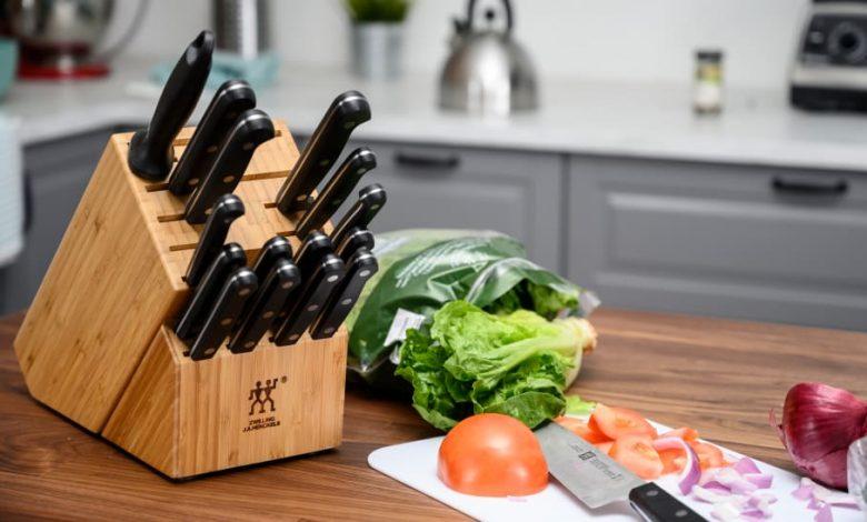 راهنمای خرید سرویس چاقوی آشپزخانه